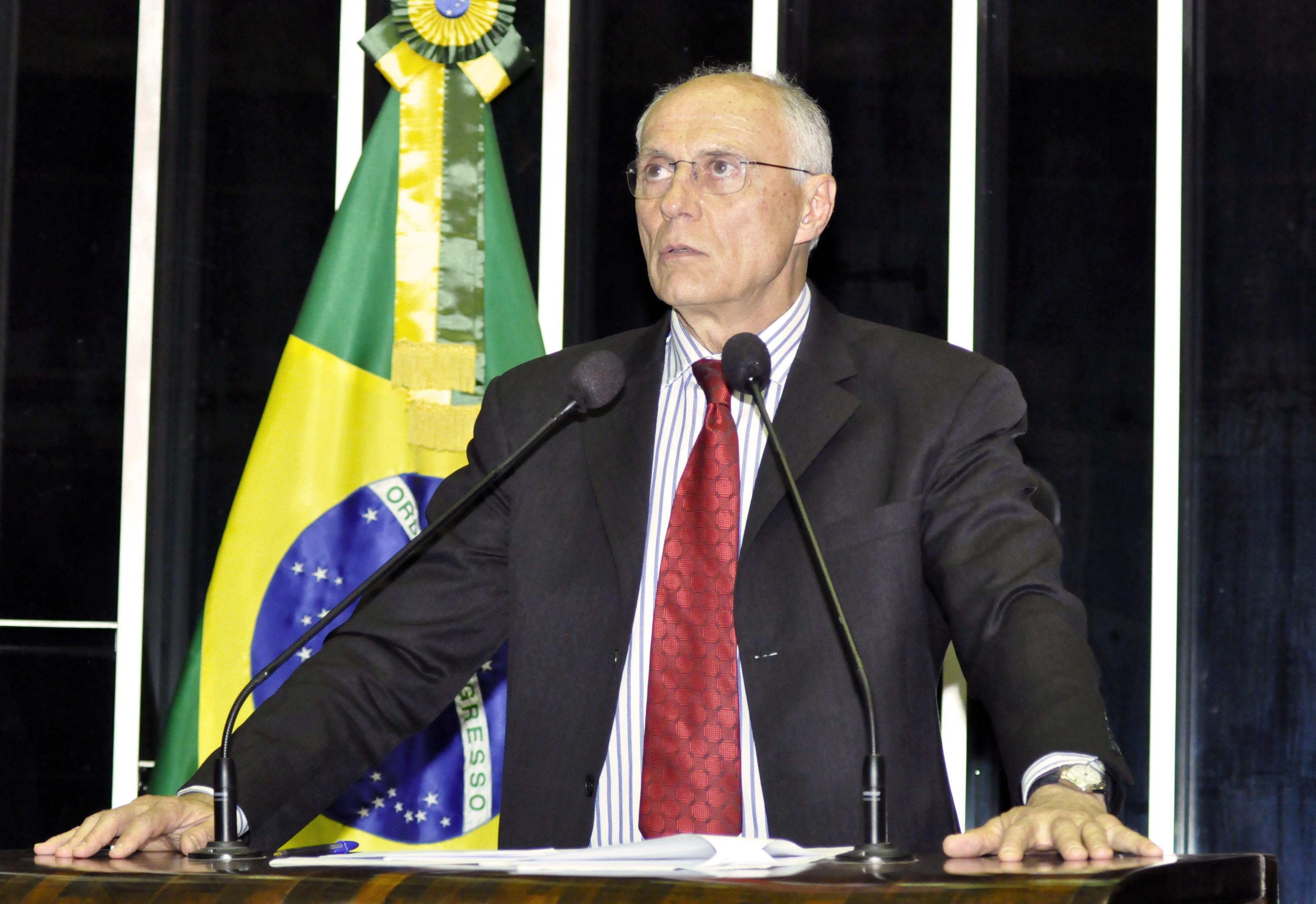 Senador Eduardo Suplicy Instituto Baresi #B7AE14 3960 2720